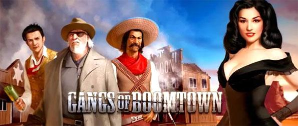 Gangs of Boomtown - Step into the wild west and take down bandits and gang members with this fun Facebook Game.
