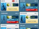 Top Seed: Tennis Manager training menu