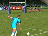 Rugby League 17: Penalty kick