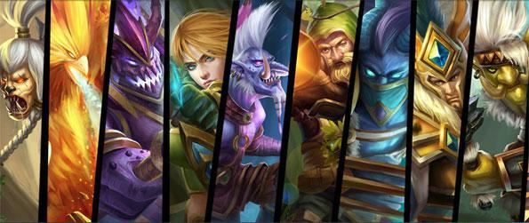 Sentinel Heroes - Enjoy a stunning turn based MMO game, with great graphics and story.