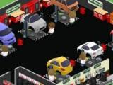 manage a garage in Car Town