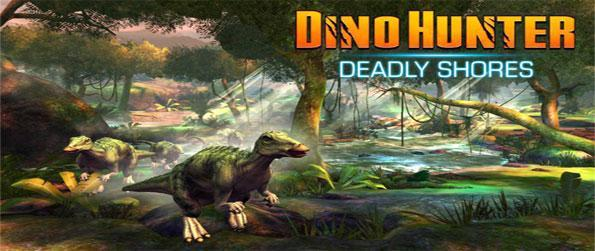 Dino Hunter - Enjoy a brilliant game as you hunt dinosaurs with your varied guns.