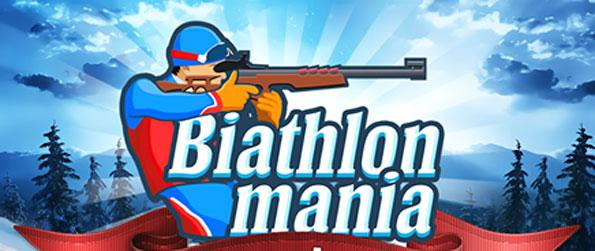 Biathlon Mania - Complete against the best from around the world in this game that'll test both your pace and accuracy.