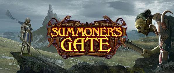 Summoner's Gate - Amass legions of soldiers to lead in battles and conquer every city there is in Summoner's Gate.