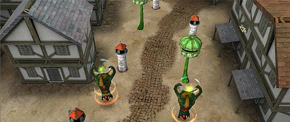 Master of Defense - Protect your kingdom from the surge of invading monsters and hostiles in this medieval themed tower defense game.