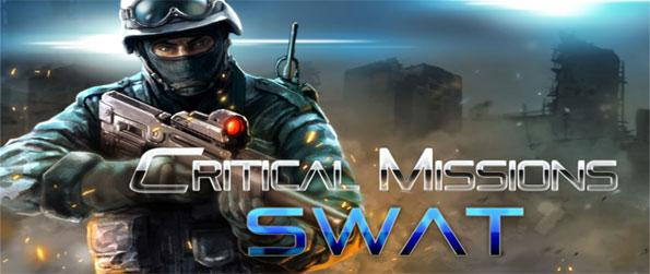 Critical Mission SWAT - Join the elite SWAT teams in a fast paced action shooter game.