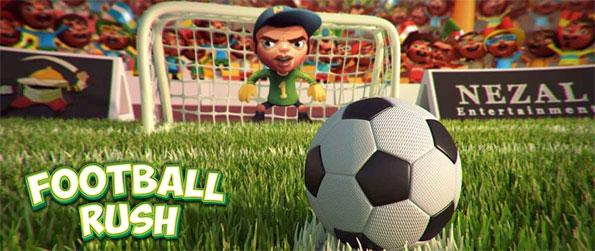 Football Rush - Enjoy some brilliant and high intensity football in this fun filled game that's sure to impress.