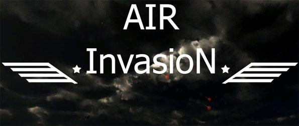 Air Invasion - Participate in fast paced dogfights against players from around the world in this fast-paced game.
