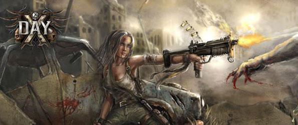 Day X - Survive a post apocalyptic world after the events of a technological breakdown and infestation.