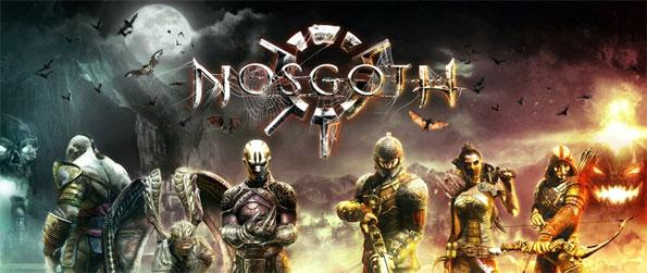 Nosgoth - Pledge your allegiance to either the Vampires or the Humans in this highly intense game where everything hangs in the balance.