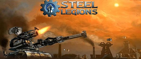 Steel Legion - Fight to survive with a massive tank in a world where resources are scantily available and battle with online players in the open and competitive world.