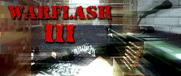Warflash III - Immerse yourself into the conflict zone to confront a grand scale of enemy mercenaries in this exciting FPS game in Facebook.
