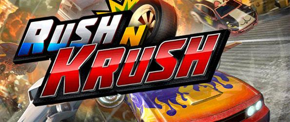 Rush and Krush - Get to the finish line first ahead of the bad guys.