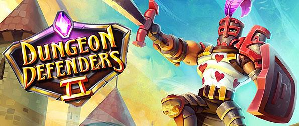 Dungeon Defenders II - Dungeon Defenders II is a cooperative Action Tower Defense game, packed with your a hint of RPG elements like loots, levelling, and even pets.