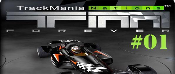 TrackMania Nations Forever - Challenge yourself and other players in intense racing matches in difficult terrains.