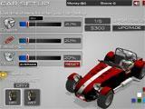 Formula Racer 2012 Car Setup