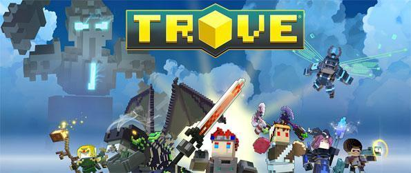 Trove - Become the most powerful warrior and vanquish the forces of evil that encroach on your home.