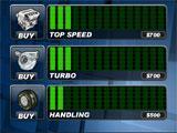 Sports Car Racing Performance Upgrade