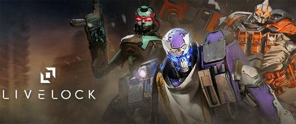 Livelock - Stop evil robots from preventing the rebirth of the living with a combat drone of your choice in this exciting, post-apocalyptic co-op shooter game, Livelock!