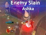 Enemy slain in Battlerite