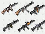 Gun Mayhem 2: Weapon library