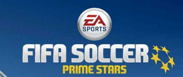 FIFA Soccer: Prime Stars - EA takes football simulation to a higher level with FIFA Prime Stars, a great addition to the rich roster of soccer games.
