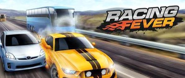Racing Fever - Race through heavy traffic and beat your opponent in Racing Fever.