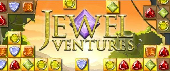 Jewel Ventures - Uncover The Jewels And Clear The Levels!