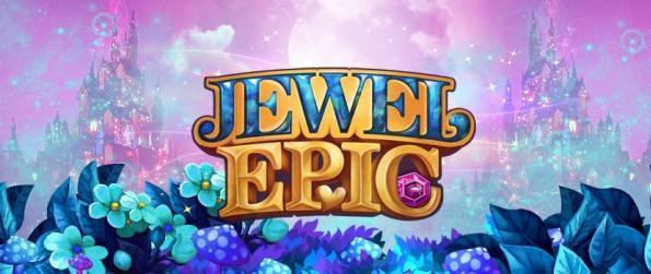 Jewel Epic - Enjoy A Spectacular Match-3 Game!