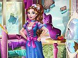 Startup Scene in Princess Doll Tailor