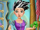Princess Real Haircuts - Rapunzel to Cruella