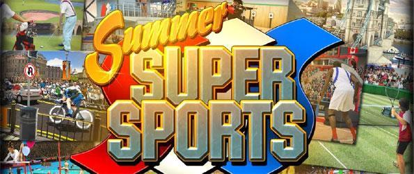 Summer Supersports - Enjoy the London Olympics like never before in this wonderful hidden object game.