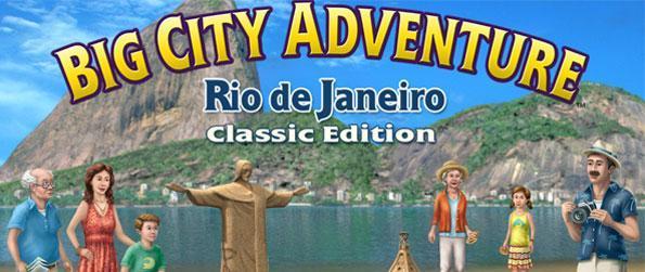 Big City Adventure: Rio de Janeiro - Enjoy a stuning trip around Rio de Janeiro in this classic hidden object game.