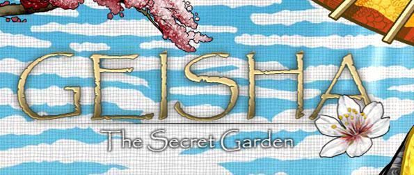 Geisha - The Secret Garden - Enjoy a unique take on a mahjong game, and build your own lovely garden as you play.