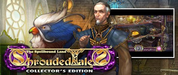 Shrouded Tales: The Spellbound Land - Search for your mother in the Shadow Realm and rescue her if you can.