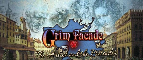 Grim Facade: The Artist and The Pretender - Step into the world of Leonardo Da Vinci in a stunning new hidden object game.