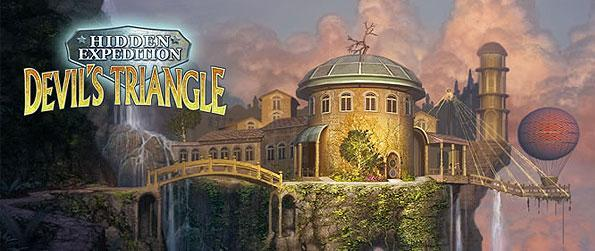 Hidden Expedition: Devil's Triangle - Get caught up in a mystery as you lose one of your team members over the Bermuda Triangle.