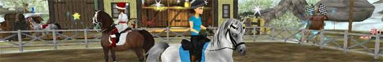 Online Paarden games - Downloadable Horse Games