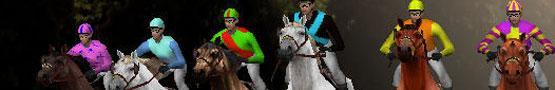 Koňské online hry - Online Horse Racing Games