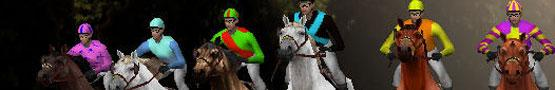 Онлайн игры Лошади - Online Horse Racing Games