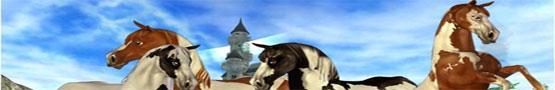 Онлайн игры Лошади - Игры-квесты о Лошадях.