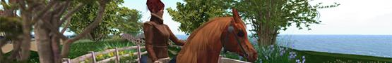 Jeux de chevaux en ligne - Best Horse Vendors in Second Life