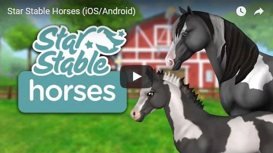 Star Stable Horses Trailer