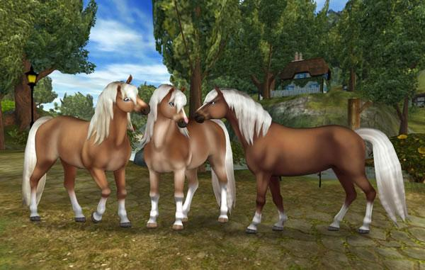 Star Stable: The Haflinger Horses have Arrived!