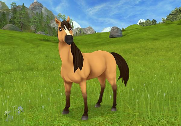 Spirit, The Stallion of Cimarron, is Available in Star Stable!