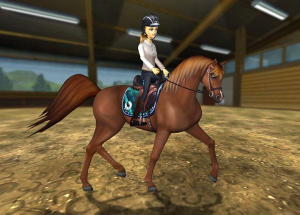 Star Stable: New and Improved Arabian Horse Models