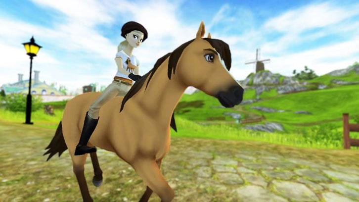 Star Stable: How to Earn Spirit's Trust