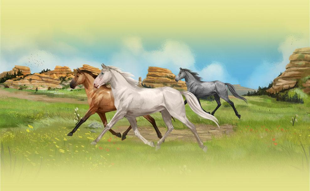 Horse Breeding Games - Play Horse Games - Free Online Horse Games ...
