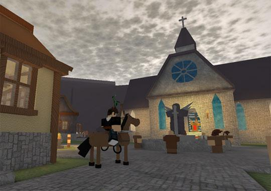 Explore New Worlds in Roblox