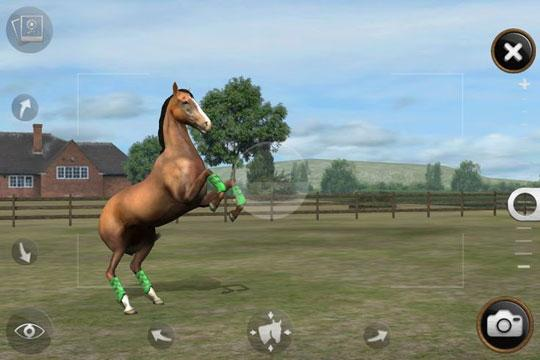 Take Snapshots of Your Horse in My Horse